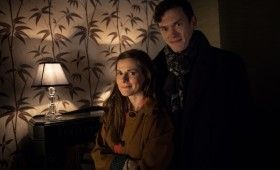 Sherlock season 3 Molly and boyfriend 280x170 Sherlock Season 3 Image Gallery Hints at Romance & Conflict