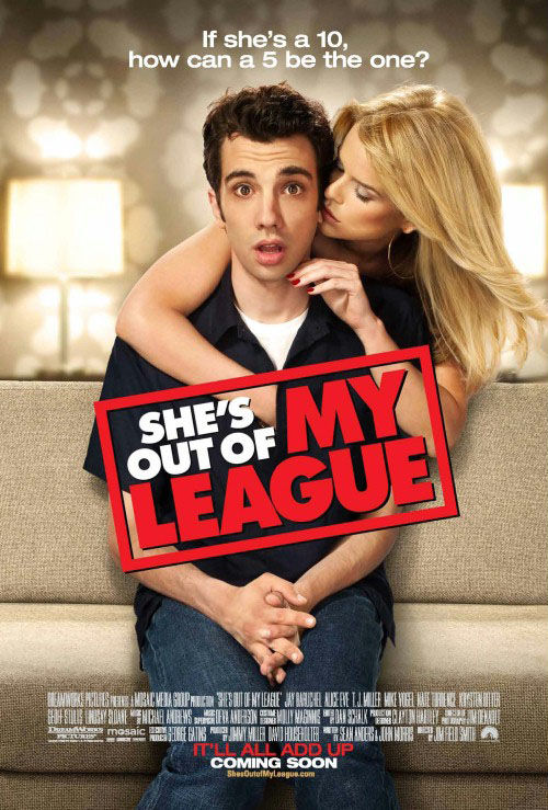 Shes Out of My League poster First Look: Shes Out of My League