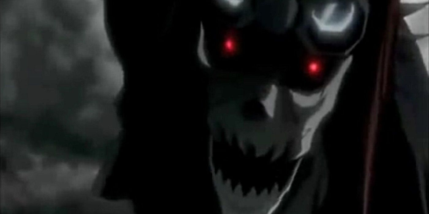 Image Gallery of Light Yagami Shinigami Form