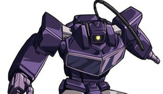 Shockwave Transformers Transformers: Dark of the Moon Shockwave Revealed in New Banner