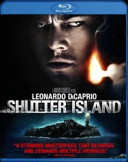 Shutter Island box art DVD/Blu ray Breakdown: June 8, 2010
