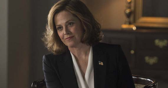 Sigourney Weaver Cast Chappie Movie News Wrap Up: Fifty Shades of Grey, Star Blazers, Chappie & More
