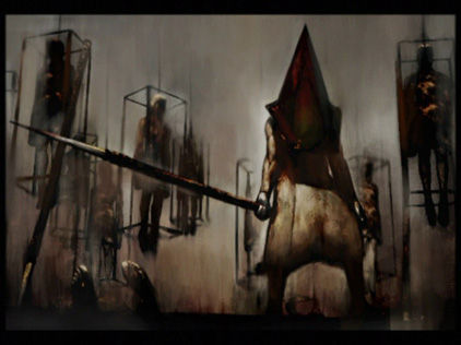 Silent Hill 2pyramid head Silent Hill: Revelation 3D Casts Its Leads [Updated]