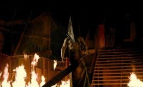 Silent Hill Revelations Pyramid Head 280x170 Paranormal Activity 4 & Silent Hill: Revelation Image Gallery & Clips