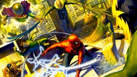 'Sinister Six' Gets 2016 Release Date; 'Amazing Spider-Man ...