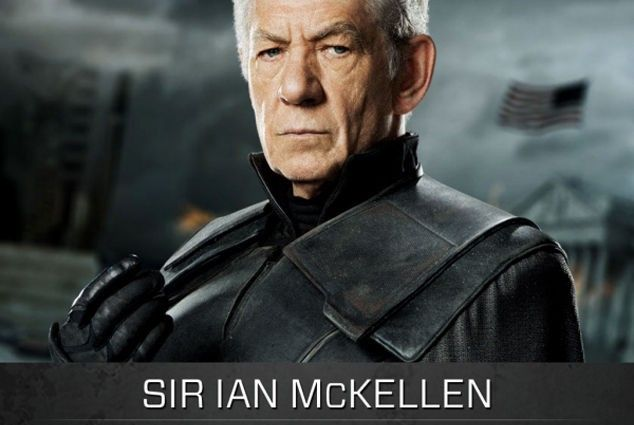 Sir Ian McKellen as Magneto 634x425 Mutants Clash in X Men: Days of Future Past Images