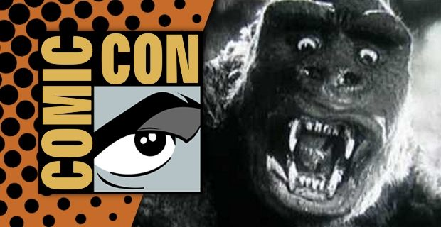 Skull Island Teaser Reveals King Kong Remake At Comic Con: King Kong Origins Movie 'Skull Island' Announced For 2016