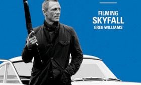 Skyfall behind the scenes photo cover 280x170 Skyfall: James Bond Behind the Scenes Images