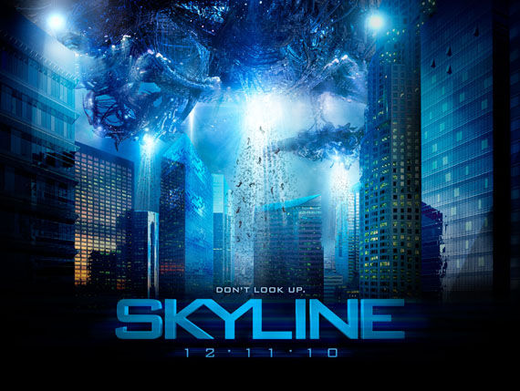 Skyline new quad poster Skyline new quad poster