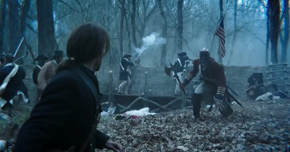 Sleepy Hollow Trailer Sleepy Hollow Trailer Updates the Headless Horseman for the 21st Century