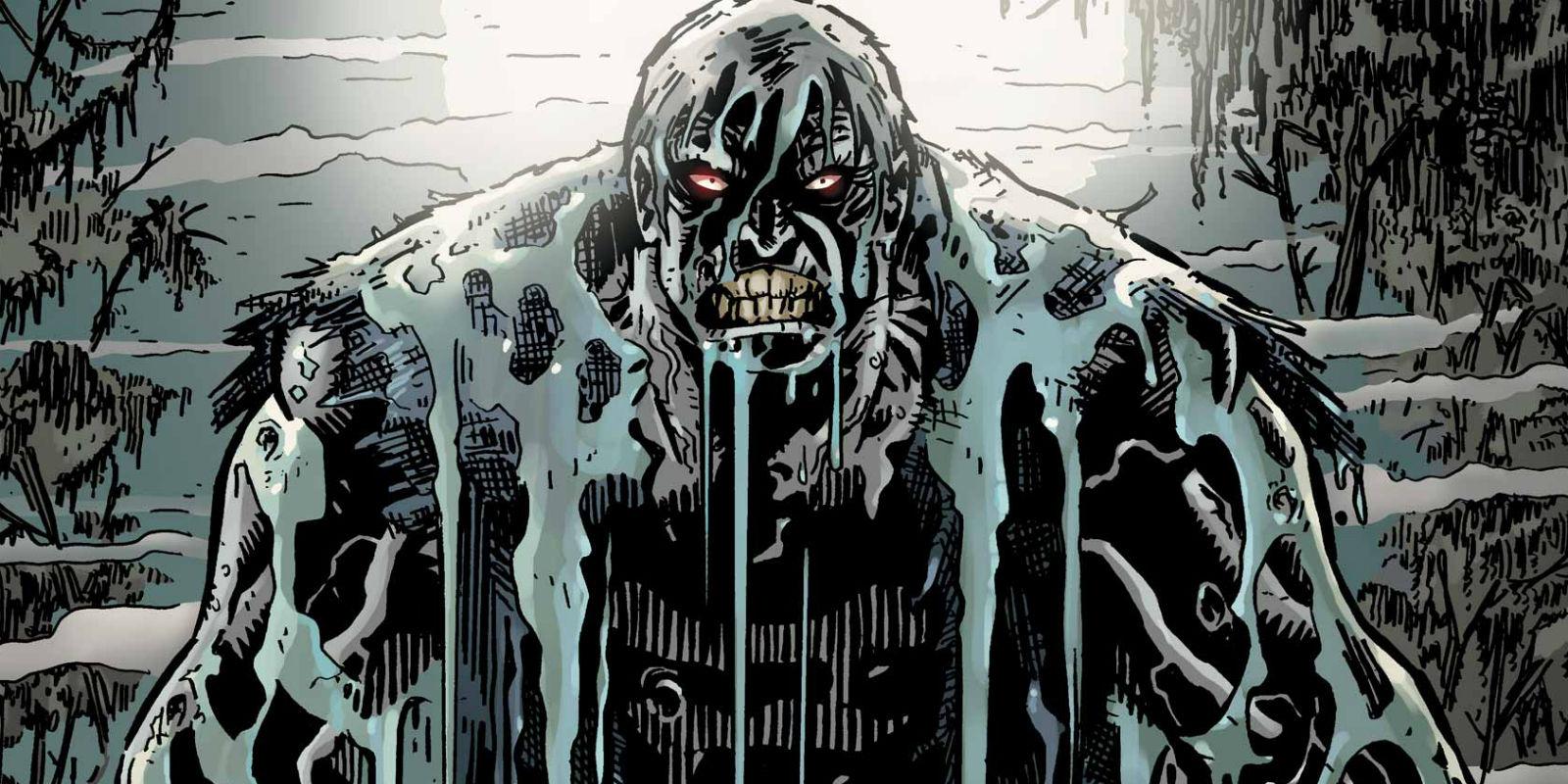 Solomon Grundy from DC Comics