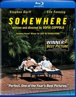 Somewhere DVD Blu ray DVD/Blu ray Breakdown: April 19, 2011