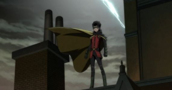 Son of Batman Damian Wayne Son of Batman Trailer: Meet Damian Wayne
