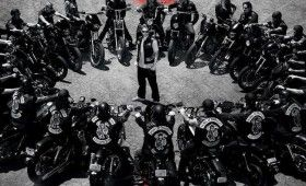 Sons of Anarchy Season 5 Poster 280x170 Sons of Anarchy Season 5 Poster; Joel McHale Joins Cast