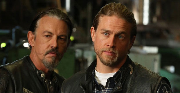 tv news wrap up sons of anarchy finale the americans. Black Bedroom Furniture Sets. Home Design Ideas