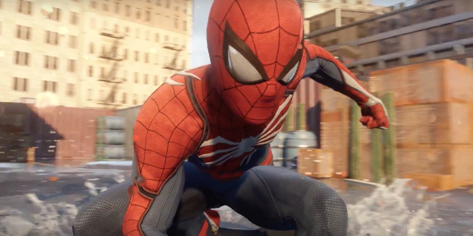 Sony-PS4-Spider-Man-Game-Insomniac-Games