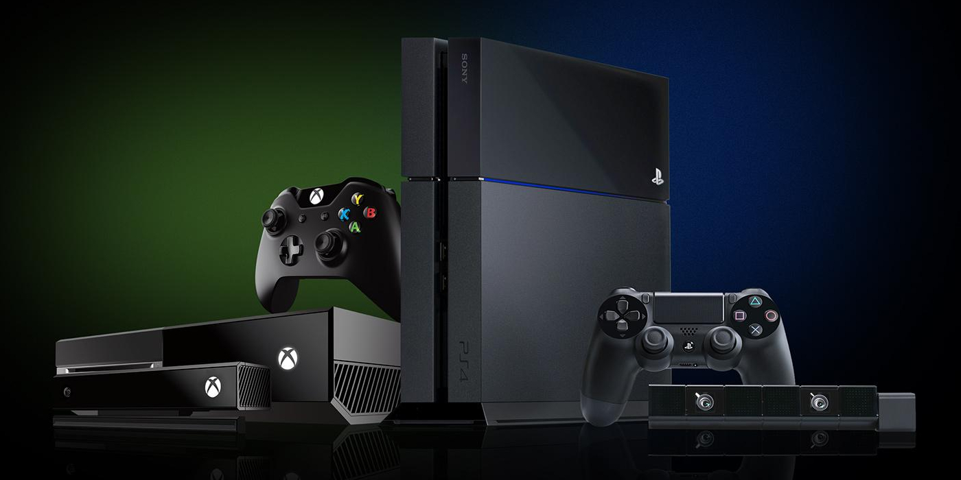 Sony PS4 and Microsoft Xbox One
