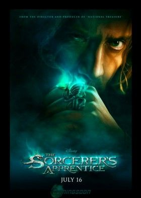 Sorcerers Poster e1271351750557 280x393 Screen Rants 2010 Summer Movie Preview