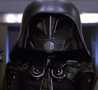 Spaceballs Dark Helmet Revisited