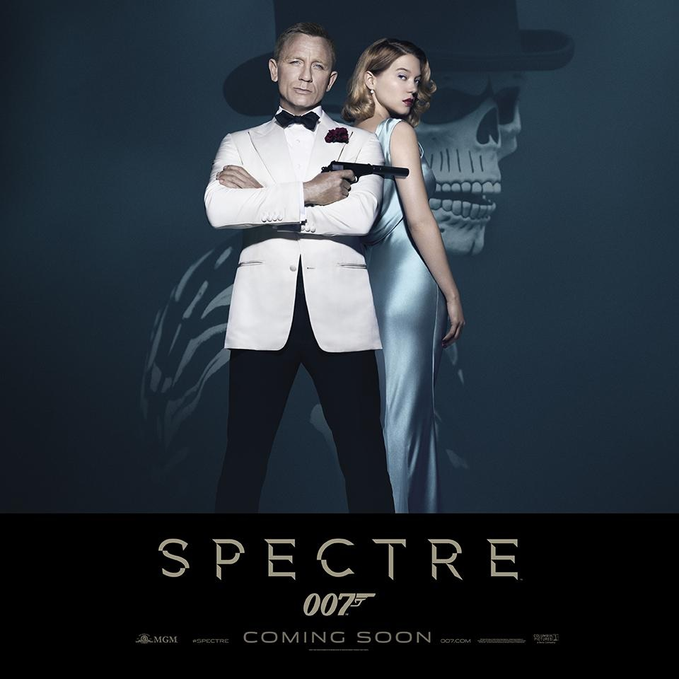 ¿Cual es tu ultima pelicula vista en el cine o de estreno? - Página 20 Spectre-poster-Daniel-Craig-Lea-Seydoux