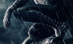 Spider Man 3 Dark Poster 280x170 Final Amazing Spider Man Posters Embrace a Darker Tone