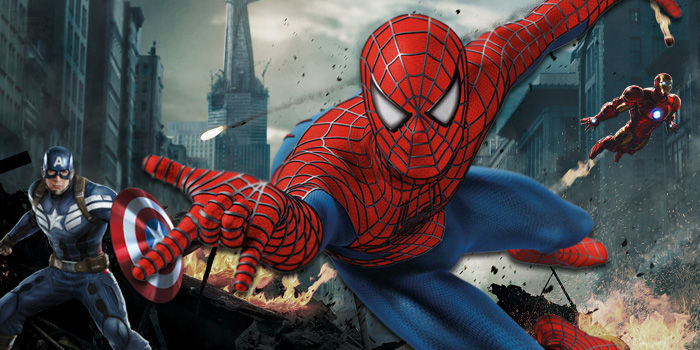 Marvel s spider man reboot director shortlist revealed - Images de spiderman ...