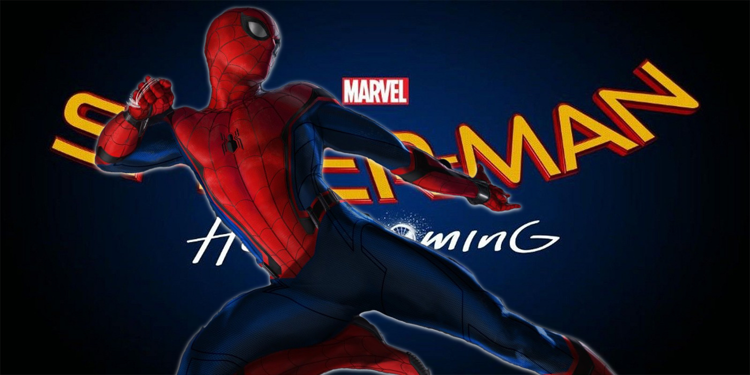 spider man homecoming photo offers close look at peter u0027s webshooters