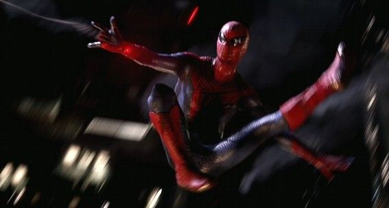 Spider Man Web Slinging in Amazing Spider Man  e1336150156462 The Amazing Spider Man Producers Planned for (At the Very Least) a New Trilogy