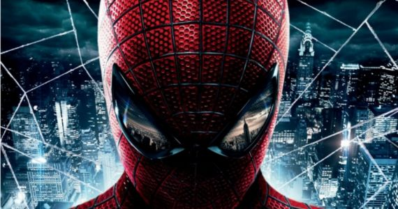 Spider Man mask and city Comic Con 2013: Shailene Woodley Still Possible in Amazing Spider Man 3; New Electro Character Details