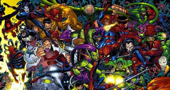 Spider Man versus All His Villains Marc Webb Says Amazing Spider Man 4 Might Be More Than a Spider Man Movie