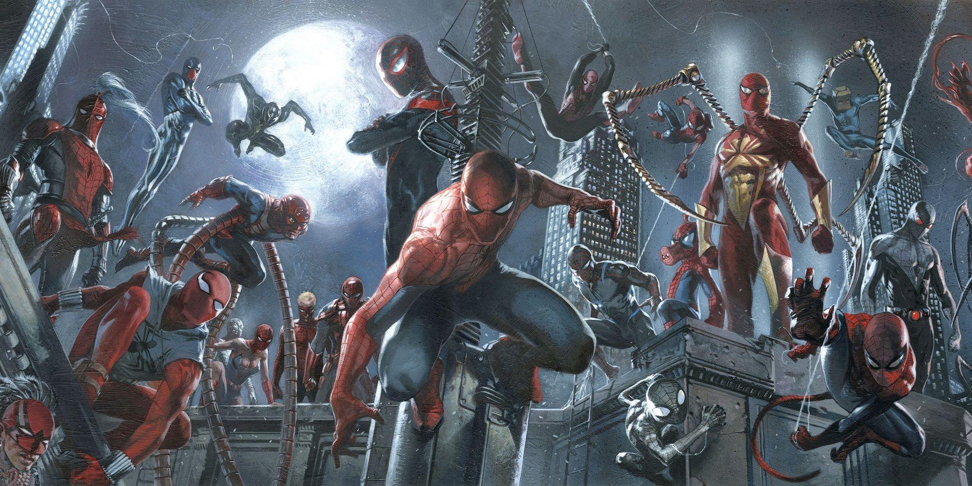 Spider-Man's best suits