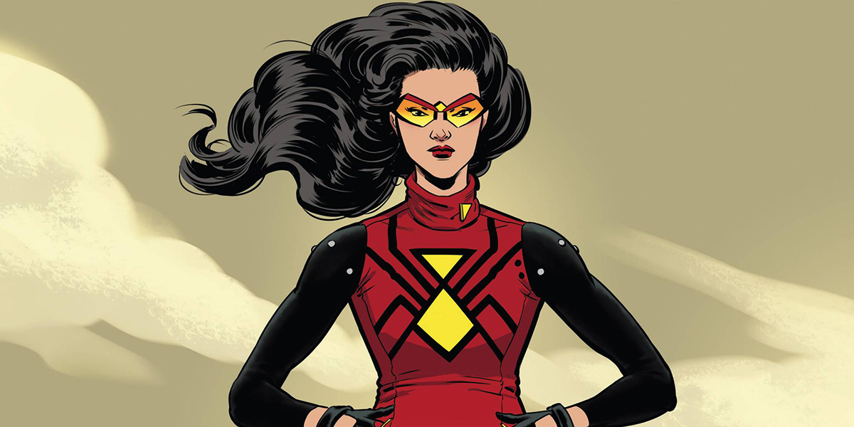 25 Movies Marvel Studios Should Consider For Phase 4. SaveEnlarge · Spiderwoman ...  sc 1 st  Meningrey & Marvel Spider Woman Costume - Meningrey