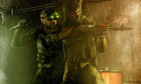 Splinter Cell Movie 570x342 Paramount & Ubisoft May Team for Splinter Cell Video Game Movie