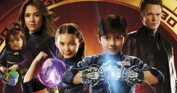 Spy Kids 4 full length trailer Spy Kids 4 Trailer #2: So Gimmicky You Can Smell It