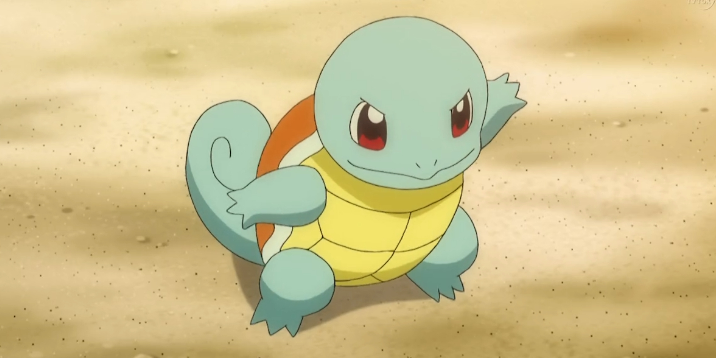 pokà mon 16 things you didn t know about squirtle screen rant