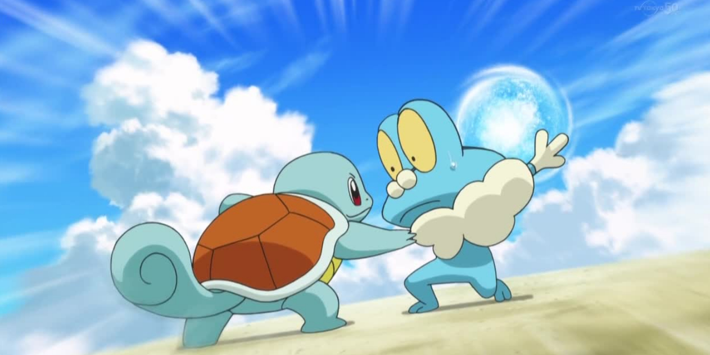 Squirtle Episode 117