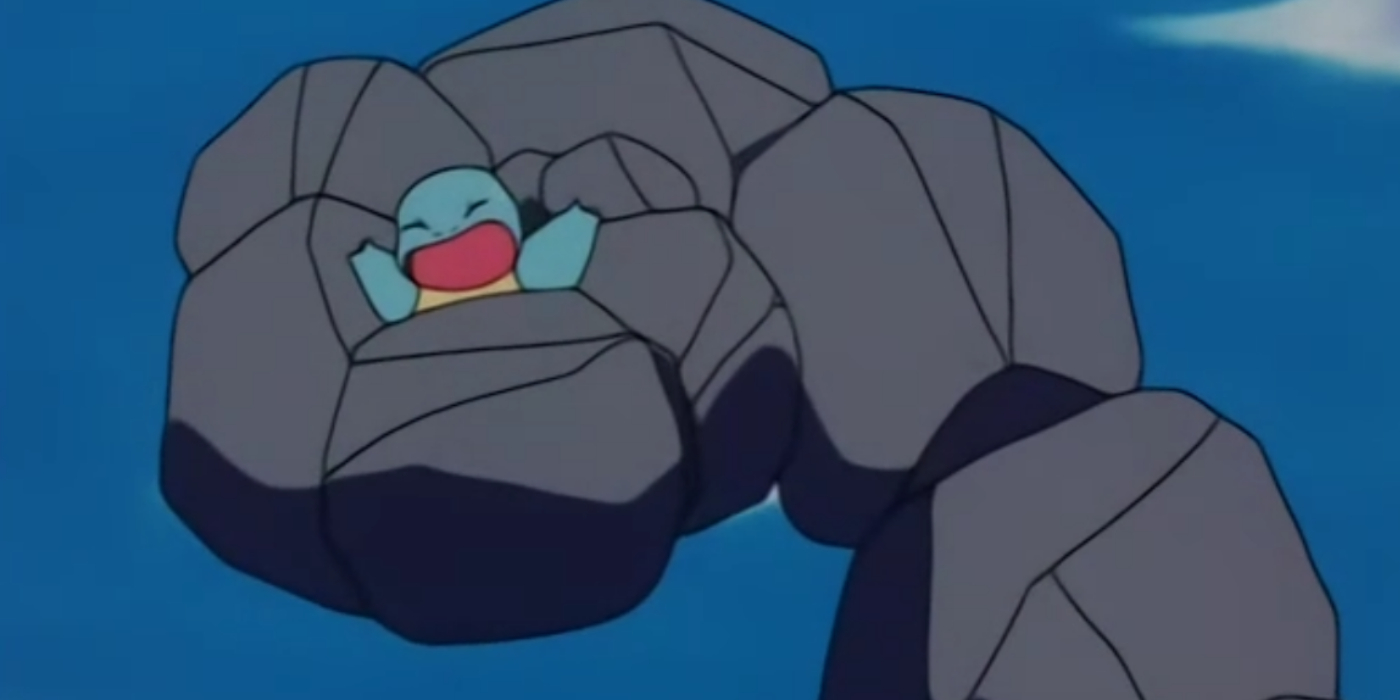 Red Squirtle 88