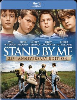 Stand By Me Blu ray box art DVD/Blu ray Breakdown: March 22nd, 2011