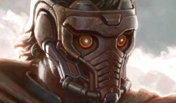 Star Lord Concept Art 570x333 Star Lord Concept Art