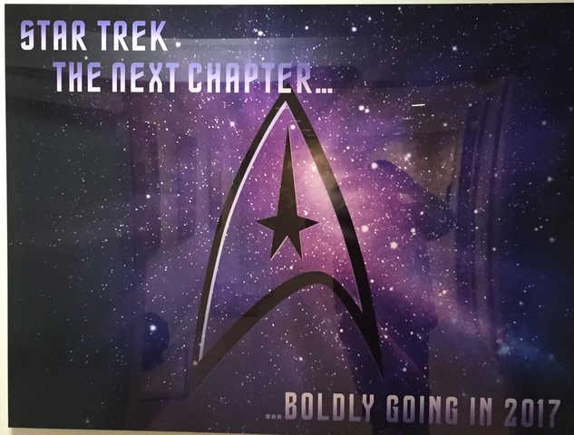Star Trek: 2017 TV Show Gets a Teaser Poster