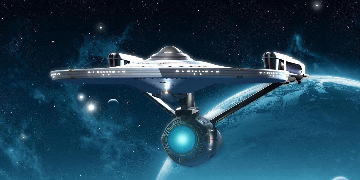 Star trek uss enterprise