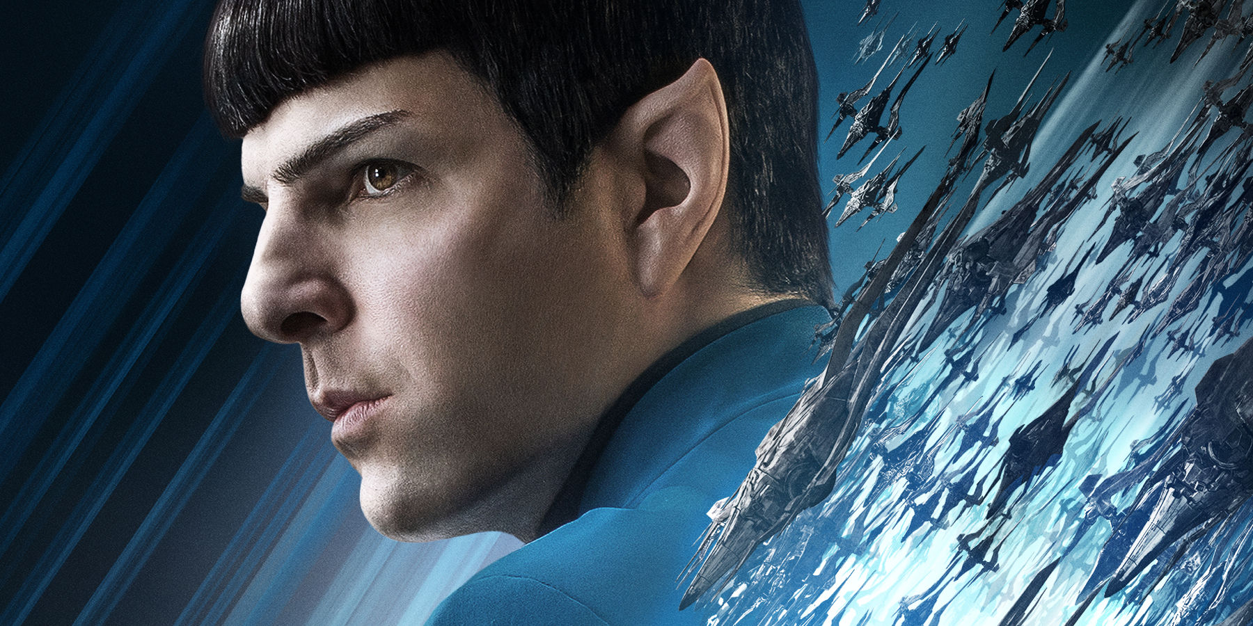 Star Trek Beyond Spock poster header