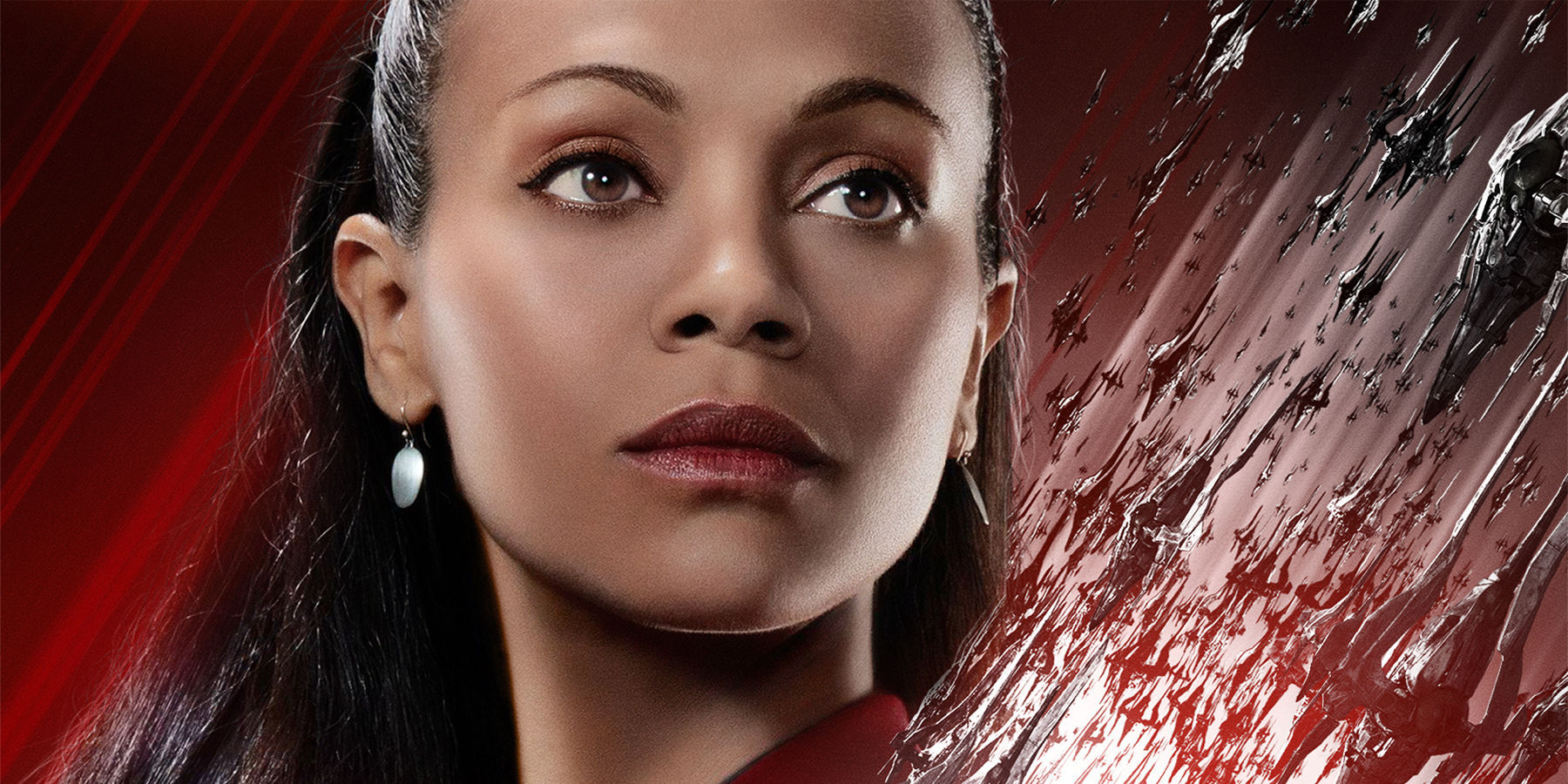 Zoe Saldana Talks Star Trek Beyond & Guardians of the Galaxy 2
