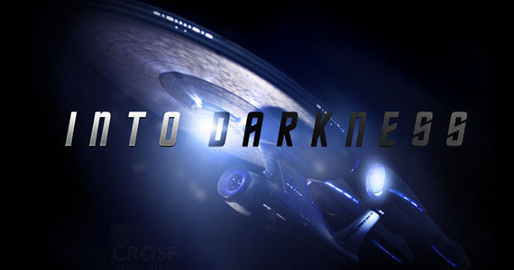 Star Trek Into Darkness Fan Poster Header Star Trek 2 Extended IMAX Preview Coming in December [Updated]