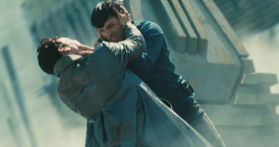 Star Trek Into Darkness Final Trailer Preview Spock vs. John Harrison Star Trek Into Darkness Final Trailer [Updated]