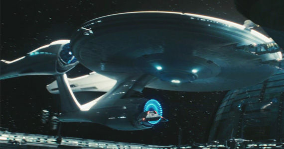 Star Trek Into Darkness International Trailer Enterprise Star Trek Into Darkness Review