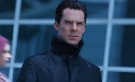 Star Trek Into Darkness John Harrison on Earth 280x170 New Star Trek Into Darkness & Amazing Spider Man 2 Images