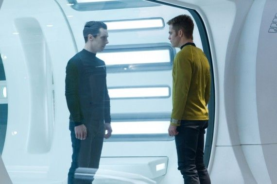 Star Trek Into Darkness Kirk and Harrison 570x379 Screen Rants 2013 Summer Movie Preview