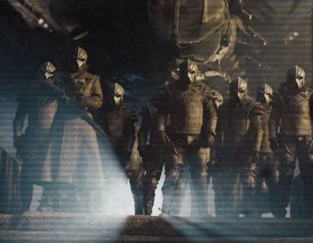 Star Trek Into Darkness Klingons Praxis