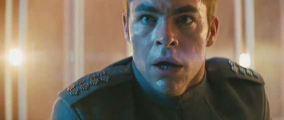 Star Trek Into Darkness Trailer Still Harrison Attack Kirk Face 570x242 Star Trek Into Darkness Trailer Still Harrison Attack Kirk Face